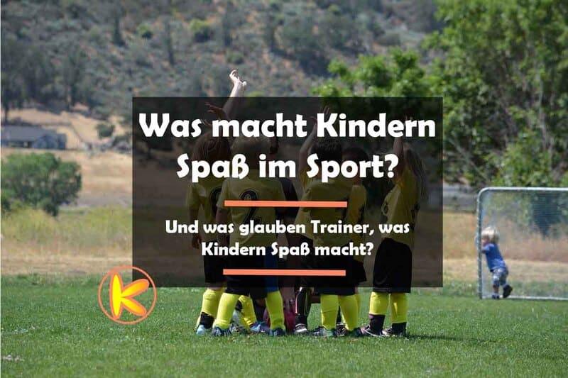 kinder spaß sport