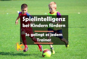 spielintelligenz foerdern kinder sport